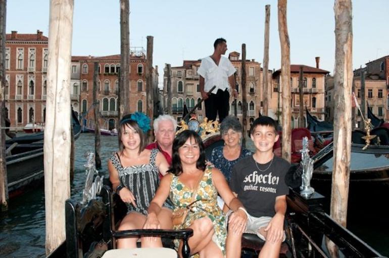 Happy Voyagers - Venice