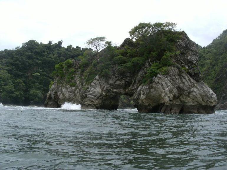 Isla Tortuga - Jaco