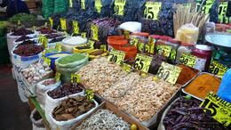Photo of la merced market , Akshay J - February 2014