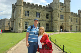 Leeds Castle , kris - June 2012