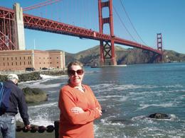 Great views at Golden Gate bridge - San Francisco, Stephen M - May 2010