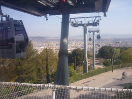 view from cable car. , Sadhna L - May 2015