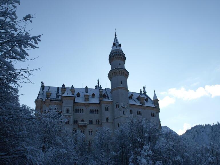 Neuschwanstein Castle -