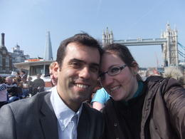 We learned so much about London - what a great fun!, Fernando Camarate Santos - April 2012