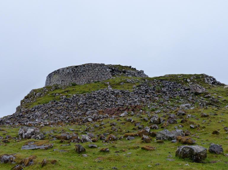 prehistoric site - dun beag - Edinburgh