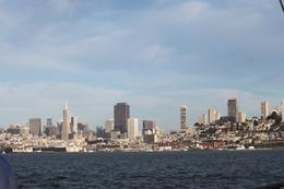 View of San Francisco from the catamaran cruise , Linda F - June 2013