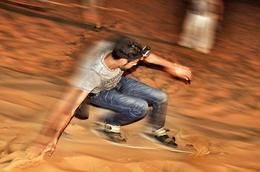 A professional capture for the sand boarding we had in dubai safari. , ali.bahman - January 2014