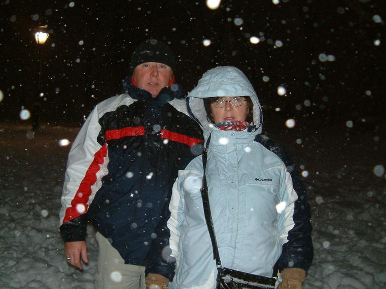 Snowed In - New York City