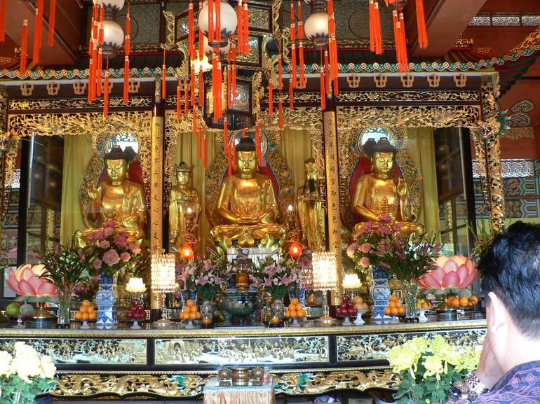 Temple, Lantau Island - Hong Kong