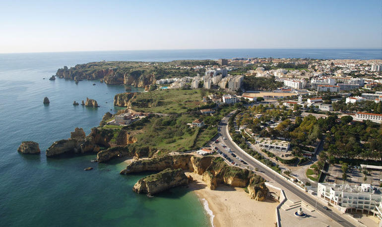The golden coast - The Algarve