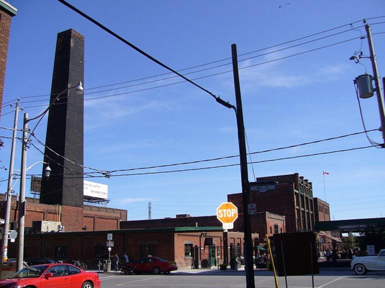 Toronto Distillery - Toronto