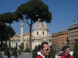 Our two tour guides, Marco and Hadrian. - March 2010