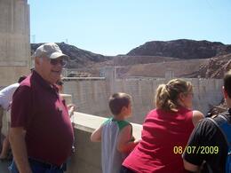 Uncle George (tour guide), Melanie G - August 2009