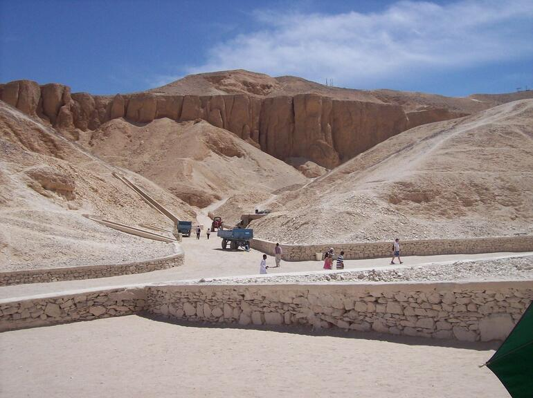 Valley of the Kings - Hurghada