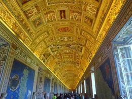 Vatican Museum , Paulb - July 2016