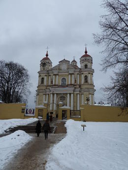 Church Vilnius , Jeroen T - February 2013