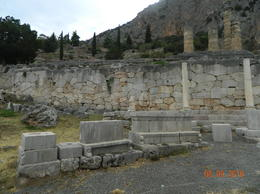 Delphi a small place but with great history , Emilie N - December 2016