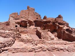 Wupatki pueblo ruin , David C - July 2017
