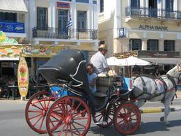 Transportation Aegina style! , Gerhard - August 2017