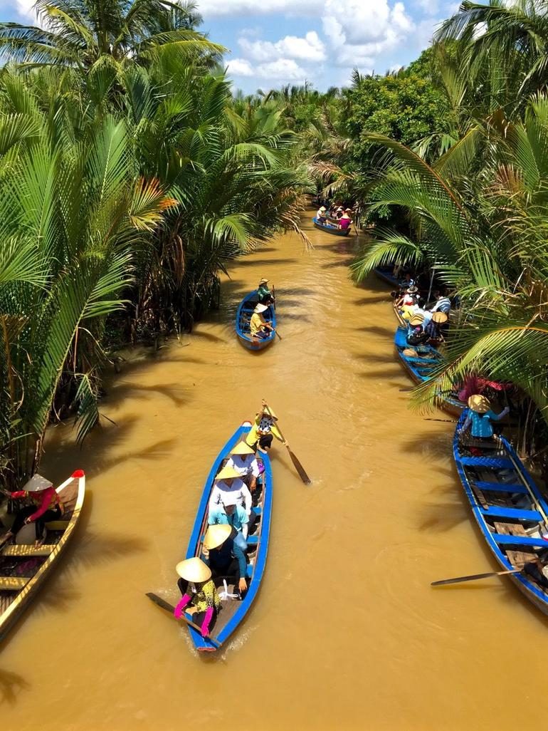 LUXURY Cu Chi Tunnels and Mekong Delta: Full-Day Deluxe Small-Group max 12 pax photo 33