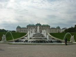 Belvedere Palace, Irene - November 2013