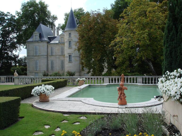 And another chateau - Bordeaux