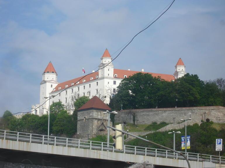 Bratislava Slovakia - Vienna