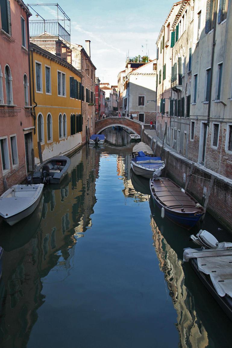 Canal Scene2 - Venice