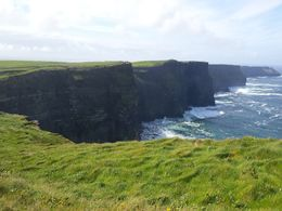 Cliffs of Moher , Eero - June 2015