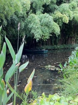 Boat at Japanese Garden, Felicia L - October 2010