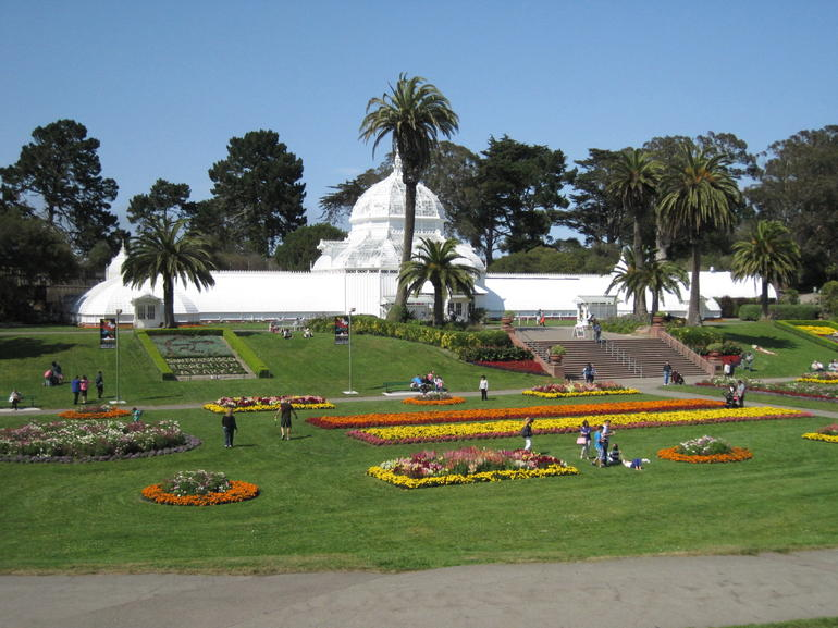 Golden Gate Park - San Francisco