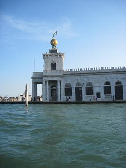 Venice from boat, Kimberly W - September 2010