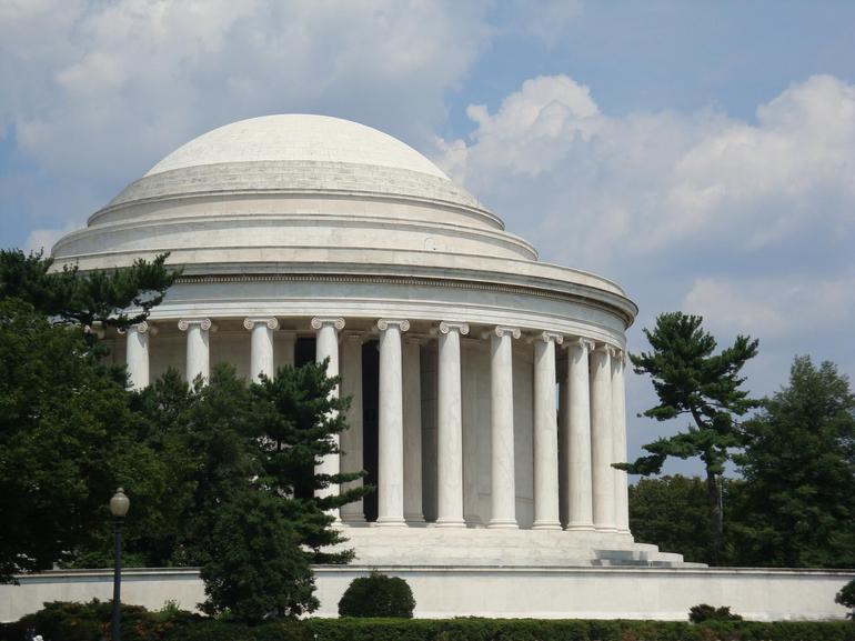Jefferson Memorial - Washington DC
