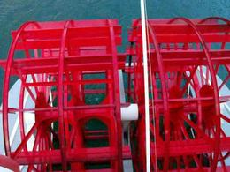 Paddle-wheel - September 2011