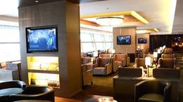 Kuala Lumpur airport lounge - October 2012