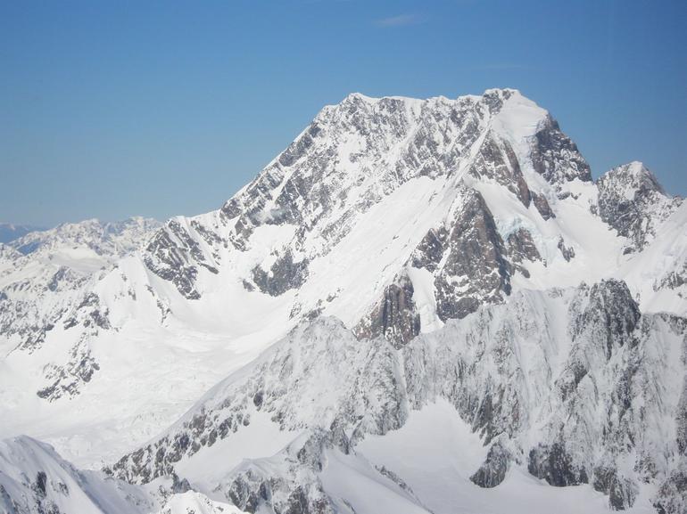 Mt Cook - Franz Josef & Fox Glacier