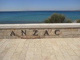 ANZAC graveyard , Anna H - September 2011