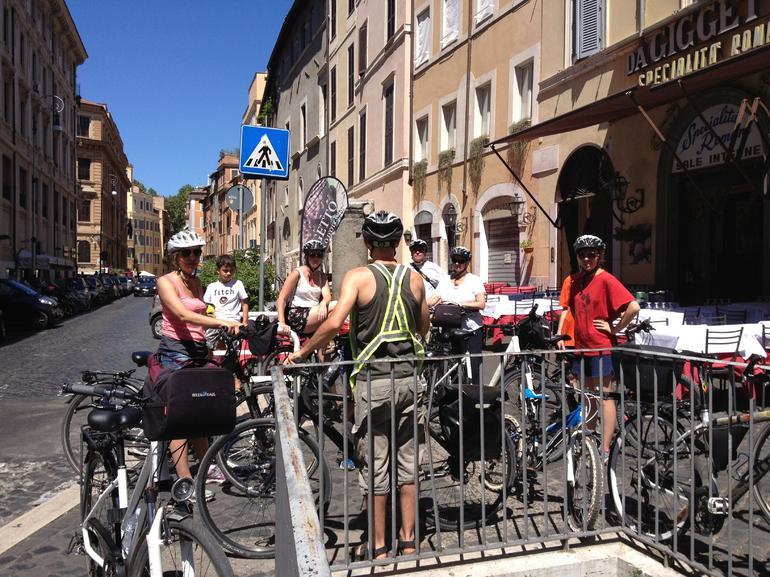 Rome by bike - Rome