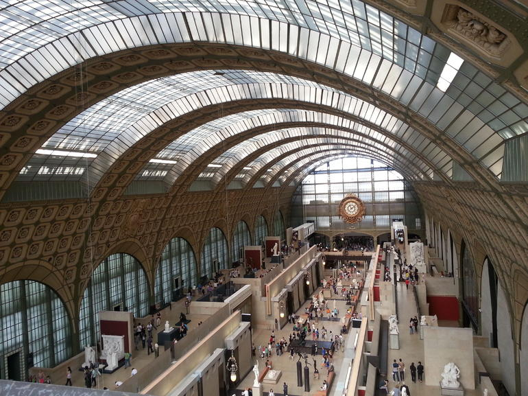 Skip the Line: Musée d'Orsay -