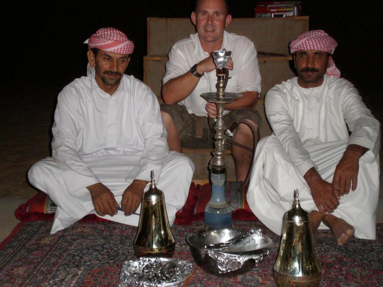 Smoke it man! - Dubai