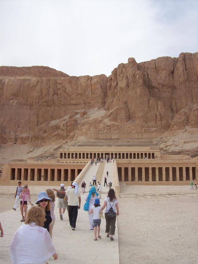 Temple of Hatshepsut - Hurghada