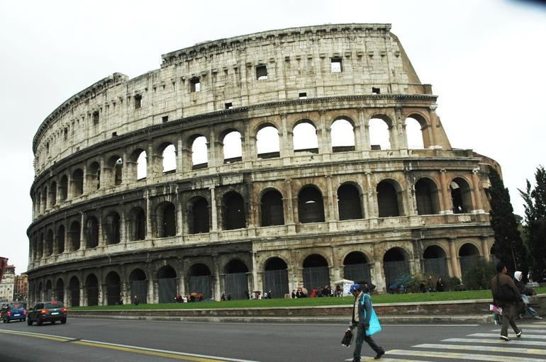 The Roman Colosseum - Rome