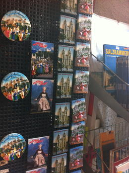 sound of music souvenirs , SARAH A - August 2013