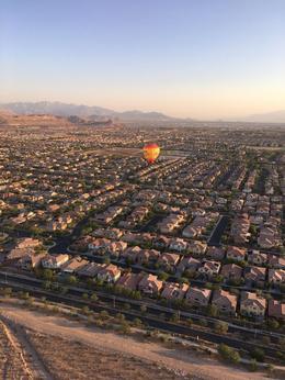 Las Vegas Hot Air Balloon Ride, CFZimmer - August 2016
