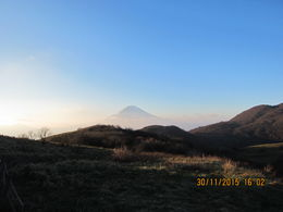 Superb view of Lake Ashi and Mt. Fuji , Karm Sum T - December 2015