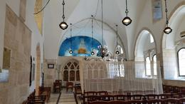 Four Synagogues in the Jewish Quarter of the Old City of Jerusalem , Billy A - August 2017