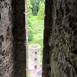 a view from Blarney Castle , Linda F - September 2017