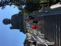268 steps to the Big Buddha. , sallyandiain - September 2017