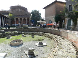 The church and ruins in Torcello. , La'Chelle - November 2017
