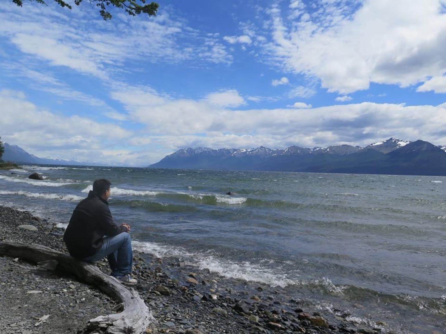 MÁS FOTOS, Excursión a campo traviesa a los lagos Fagnano y Escondido (viaje en todoterreno)